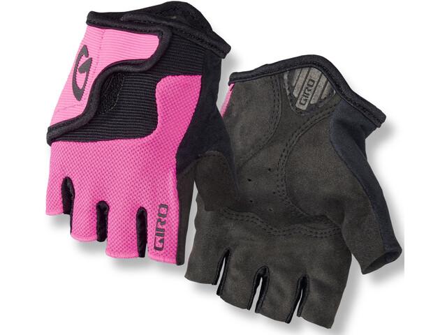 Giro Bravo Handschoenen Kinderen, bright pink